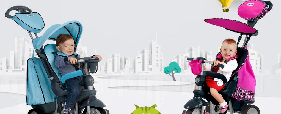 meilleurs tricycles bébés image