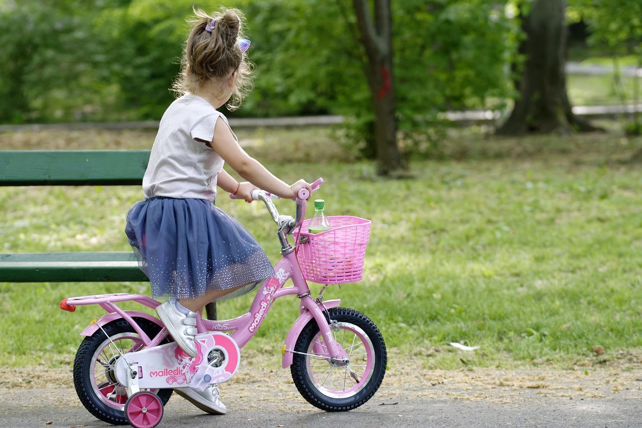 Vélo pour enfant de 2 à 12 ans